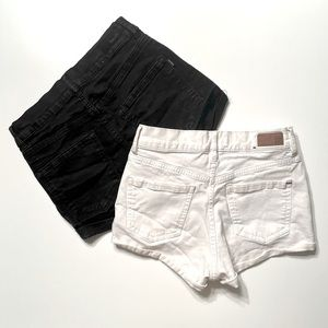 Garage | Retro High Waisted Short Shorts Bundle